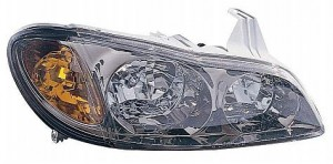 2000-2001 Infiniti I30 Headlight Assembly (with Touring Package / Halogen) - Right (Passenger)