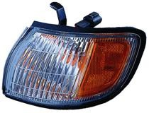 1998 - 1999 Infiniti I30 Parking + Signal + Marker Light Assembly Replacement / Lens Cover - Left (Driver)
