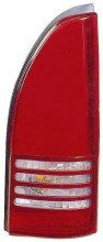 1996 - 1998 Nissan Quest Van Rear Tail Light Assembly Replacement / Lens / Cover - Right (Passenger)