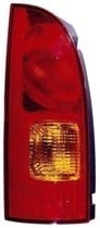 1999 - 2000 Nissan Quest Van Rear Tail Light Assembly Replacement / Lens / Cover - Left (Driver)