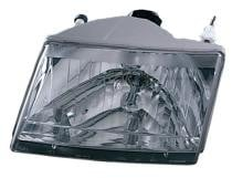 2001 - 2010 Mazda B2500 Front Headlight Assembly Replacement Housing / Lens / Cover - Left (Driver)