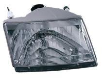 2001 - 2010 Mazda B2500 Headlight Assembly - Right (Passenger)