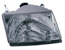2001 - 2010 Mazda B4000 Front Headlight Assembly Replacement Housing / Lens / Cover - Right (Passenger)
