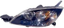 2004 - 2009 Mazda 3 Mazda3 Headlight Assembly (Wagon) - Left (Driver)