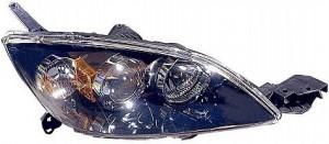 2004-2009 Mazda 3 Mazda3 Headlight Assembly (Wagon) - Right (Passenger)