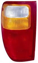 2001-2010 Mazda B2500 Tail Light Rear Lamp - Left (Driver)