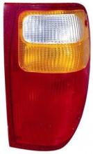 2001 - 2010 Mazda B2200 Tail Light Rear Lamp - Right (Passenger)