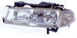 1992-1996 Honda Prelude Headlight Assembly - Left (Driver)