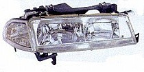 1992 - 1996 Honda Prelude Front Headlight Assembly Replacement Housing / Lens / Cover - Right (Passenger)
