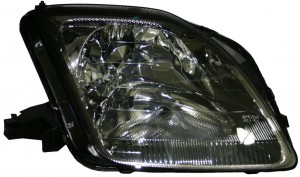 1997-2001 Honda Prelude Headlight Assembly - Right (Passenger)