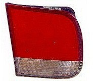 1996 - 1998 Honda Civic Deck Lid Tail Light (Sedan + Deck Lid Mounted) - Left (Driver)