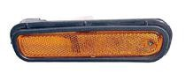 1997 - 2001 Honda Prelude Front Marker Light Assembly Replacement / Lens Cover - Right (Passenger)