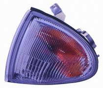 1993 - 1997 Honda Civic Del Sol Front Signal Light Assembly Replacement / Lens Cover - Left (Driver)