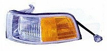 1991 - 1994 Acura Legend Coupe Corner Light Assembly Replacement / Lens Cover - Left (Driver)