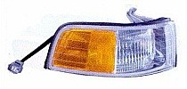 1991 - 1994 Acura Legend Coupe Corner Light Assembly Replacement / Lens Cover - Right (Passenger)