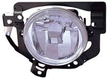 2000 - 2005 Suzuki Grand Vitara Fog Light Assembly Replacement Housing / Lens / Cover - Left (Driver)