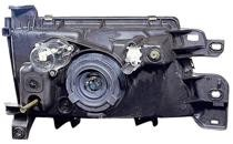 1998 Subaru Forester Front Headlight Assembly Replacement Housing / Lens / Cover - Left (Driver)