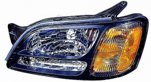 2000-2004 Subaru Outback Headlight Assembly - Left (Driver)