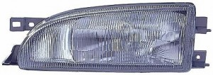 1993-1996 Subaru Impreza Headlight Assembly - Left (Driver)