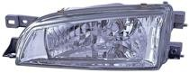 1999 - 2001 Subaru Impreza Headlight Assembly - Left (Driver)