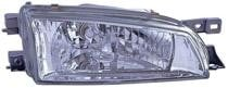 1999 - 2001 Subaru Impreza Front Headlight Assembly Replacement Housing / Lens / Cover - Right (Passenger)