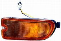 1999 - 2001 Subaru Impreza Front Bumper Side Signal Light Assembly Replacement / Lens Cover - Left (Driver)
