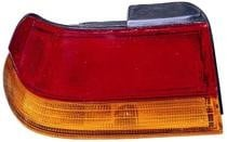 1995 - 1999 Subaru Legacy Rear Tail Light Assembly Replacement / Lens / Cover - Left (Driver)