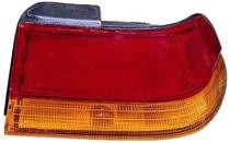 1995 - 1999 Subaru Legacy Rear Tail Light Assembly Replacement / Lens / Cover - Right (Passenger)