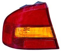 2000 - 2004 Subaru Legacy Rear Tail Light Assembly Replacement / Lens / Cover - Left (Driver)