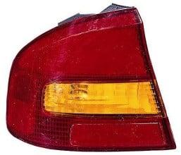 2000-2004 Subaru Legacy Tail Light Rear Lamp - Left (Driver)