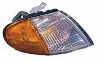 1996 - 1997 Hyundai Elantra Corner Light Assembly Replacement / Lens Cover - Right (Passenger)