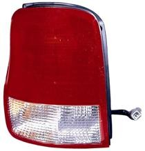 2002 Kia Sedona Rear Tail Light Assembly Replacement / Lens / Cover - Left (Driver)