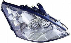 2002-2003 Ford Focus Headlight Assembly (HID Lamps) - Right (Passenger)