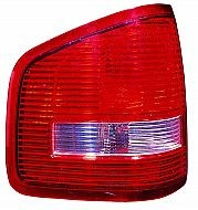 2007-2010 Ford Explorer Sport Trac Tail Light Rear Lamp - Left (Driver)