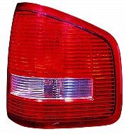 2007-2010 Ford Explorer Sport Trac Tail Light Rear Lamp - Right (Passenger)