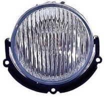 1999 - 2001 Ford Mustang Fog Light Assembly Replacement Housing / Lens / Cover - Left or Right (Driver or Passenger)