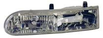 1992 - 1995 Ford Taurus Headlight Assembly (LX/SE + Includes Parklamp) - Left (Driver)
