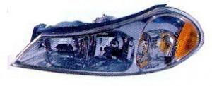 1998-2000 Mercury Mystique Headlight Assembly - Left (Driver)