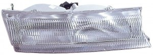 1995-1997 Mercury Mystique Headlight Assembly - Right (Passenger)