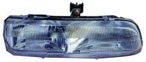 1991 - 1992 Buick Regal Headlight Assembly - Right (Passenger)