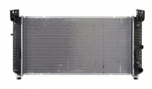2000-2009 Chevrolet (Chevy) Suburban Radiator (without EOC / 1 1/4-inch Core)