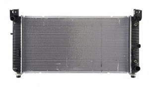 2000-2010 Chevrolet (Chevy) Tahoe Radiator (1 1/4-inch Thick without EOC)