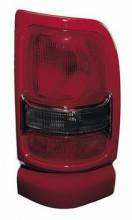 1994 - 2002 Dodge Ram Rear Tail Light Assembly Replacement (with Sport Package + Red) - Left (Driver)