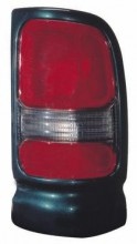 1994 - 2001 Dodge Ram Rear Tail Light Assembly Replacement (with Sport Package + Blue) - Left (Driver)