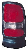 1994-2001 Dodge Ram Tail Light Rear Lamp (with Sport Package / Blue) - Left (Driver)