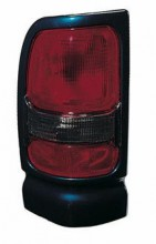1994 - 1998 Dodge Ram Tail Light Rear Lamp - Left (Driver)