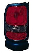 1994-1998 Dodge Ram Tail Light Rear Lamp - Left (Driver)