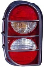 2005 - 2006 Jeep Liberty Tail Light Rear Lamp - Right (Passenger)