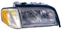 1997-2000 Mercedes Benz C280 Headlight Assembly - Right (Passenger)