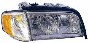 1997-2000 Mercedes Benz C280 Headlight Assembly - Right (Passenger)
